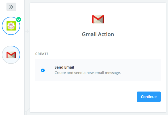 Resource Guru Gmail Zapier