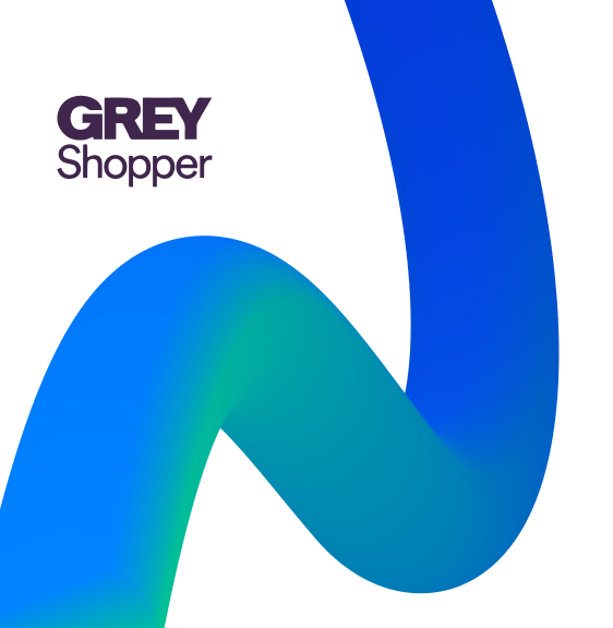 Grey Shopper