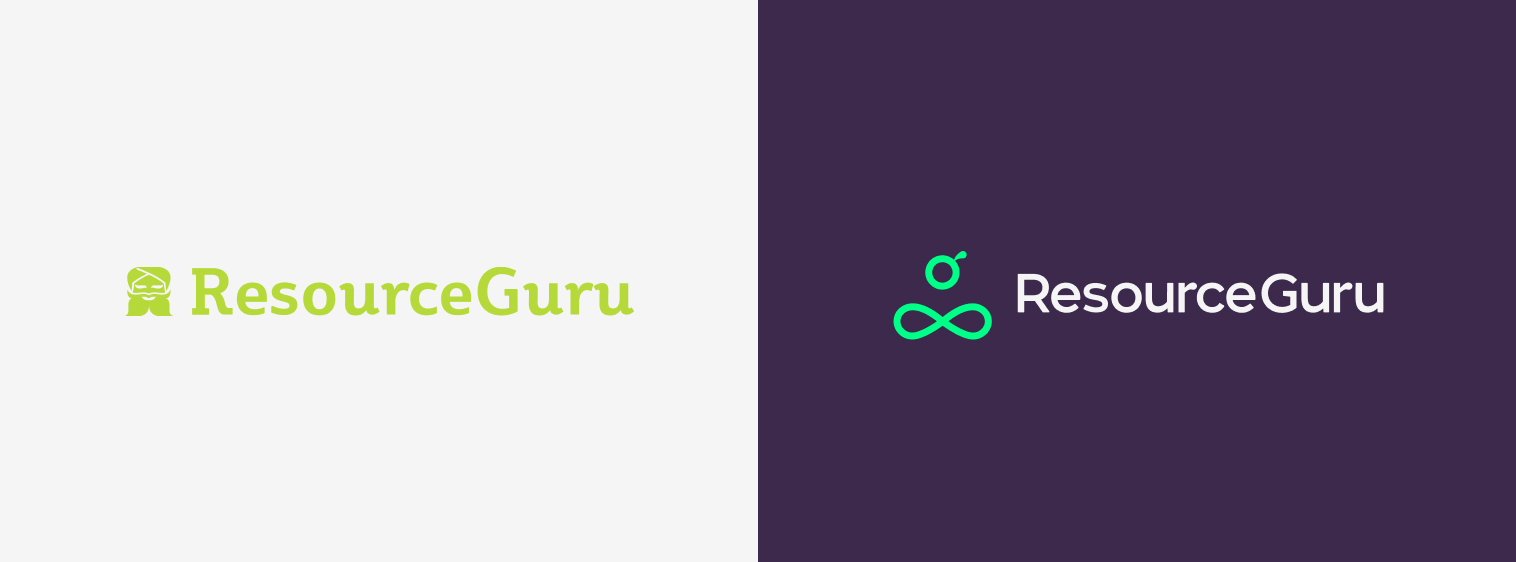 old logo vs new logo