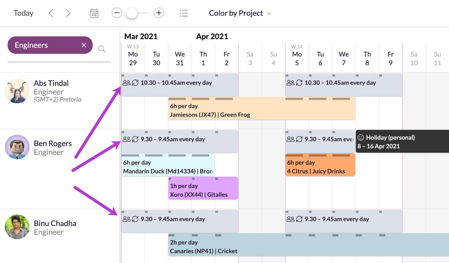team-scheduling-software