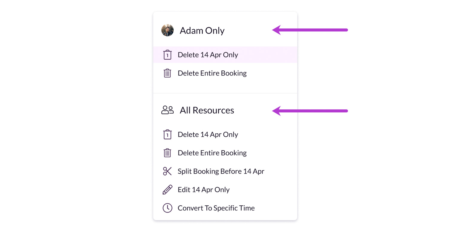 delete-resources-from-a-booking